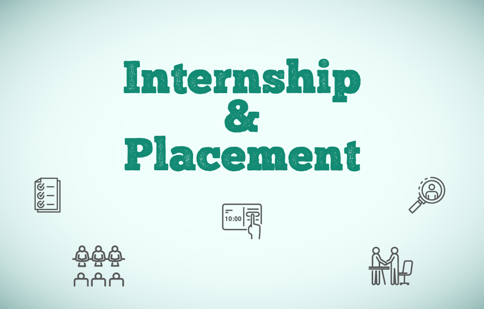Internships and Placements